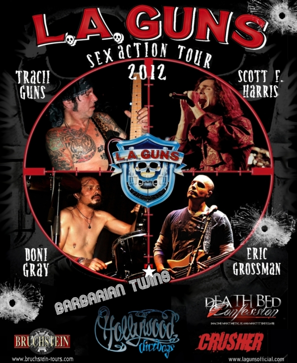 Sex Action Tour 2012