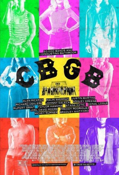 cbgb film plakat