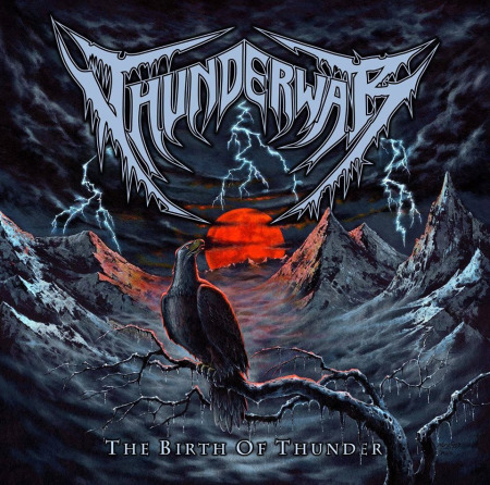 thunderwar EP cover