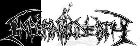 infernal death zine logo
