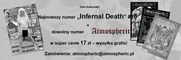 infernal death zine banner
